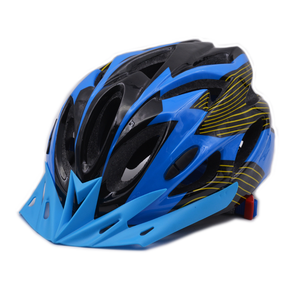 Comfortable custom design PC materials cheap bike helmet