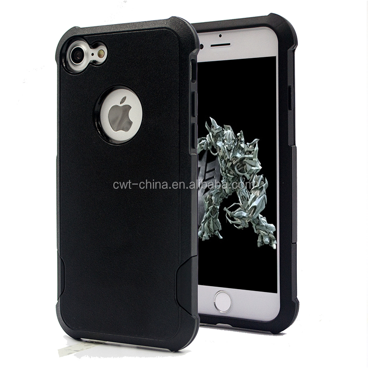 For iphone 7 case cover 360 degree full protective armor for iphone 7