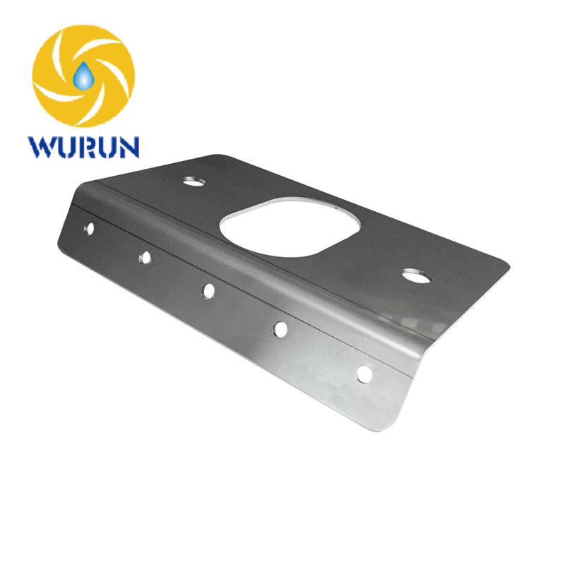 Customized OEM Sheet Metal Factory Free Design Sheet Metal Fabrication Services Mounting Plate Metal Fabrication Jobs