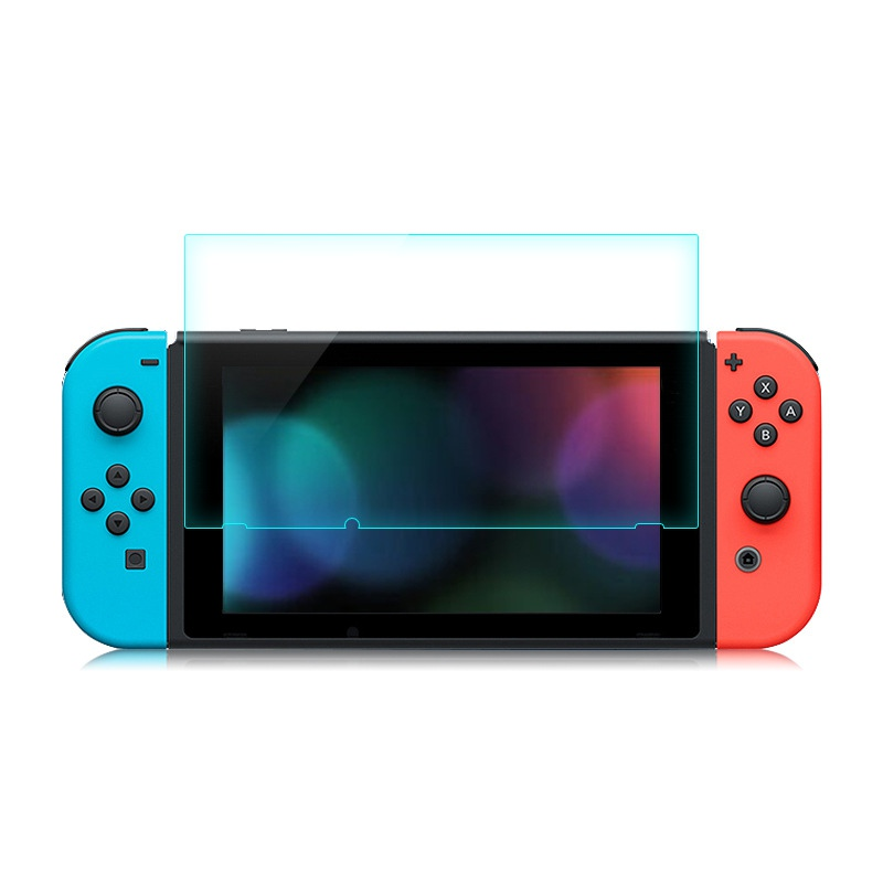 Premium Tempered Glass Shield Guard Film For Nintendo Switch 2017 Screen Protector