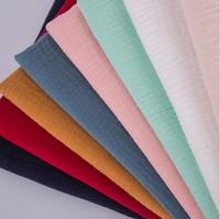 Manufacture Supply High Quality Double Layers Organic Cotton Gauze Fabric