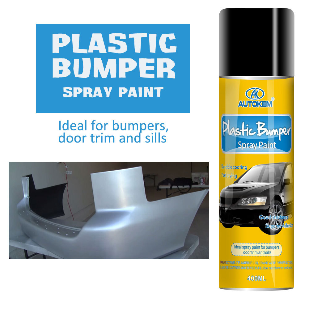 Spray Paint For Plastic Bumpers