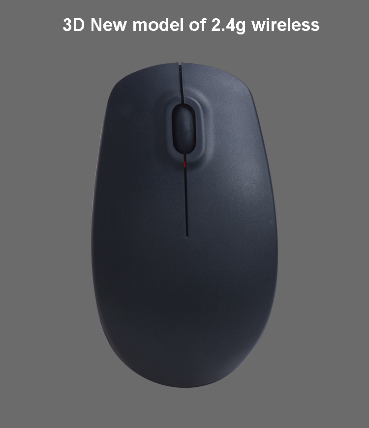 Top quality supplier mini 3d optical wireless computer mouse
