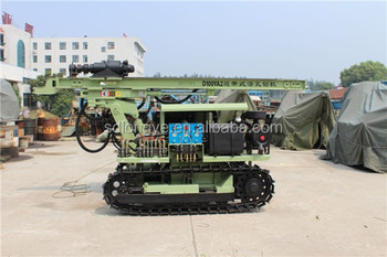new condition 30 meters crawler drill rig D100YA2-2 with CE&ISO certification