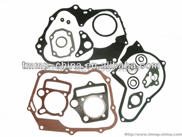 TMMP WS110,WAVE110,EX5,ACTIVE110 Motorcycle full gasket kit(with oil seal, with rubber ring) [MT-0216-0911A],high quality