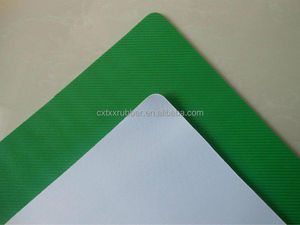 green rubber sheet, color natural rubber, color foam rubber