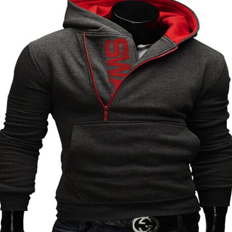 6cb759f6a7c8 2019 продаж хорошо известный бренд моды для мужчин s толстовки пуловер с  длинными ...