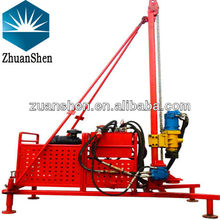 SDY-50 drilling rig equipment,seismic drill machine,Geophysical prospecting drilling machinery