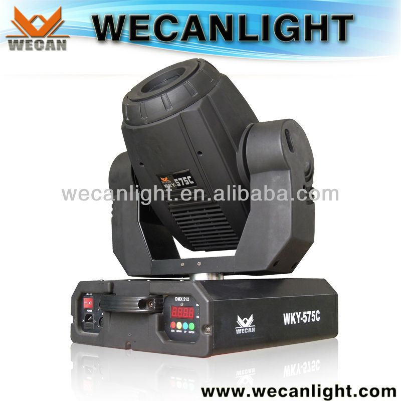 Hmi 575 Spot Moving Head Lighting Price