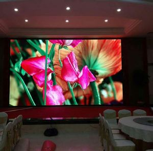 2K Super clear flexible led display panels p2.5 backstage backdrop led back stage screen