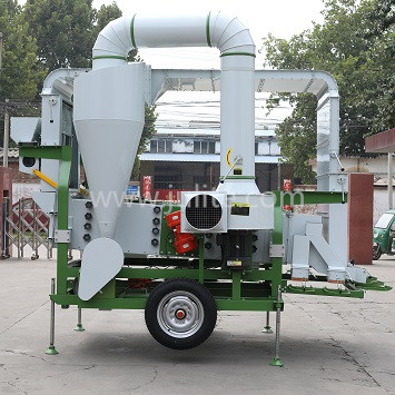 China suppliers! Double Air-Screen Cleaner Sesame seed cleaning machine