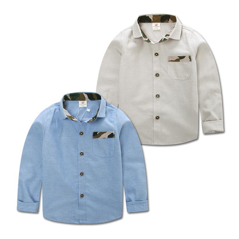 4b5236a7 Cheap Kids Brown Long Sleeve Shirt, find Kids Brown Long Sleeve ...