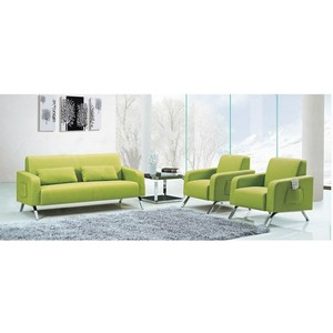2017 Green Leather Living Room Sofa Set Designs And Prices