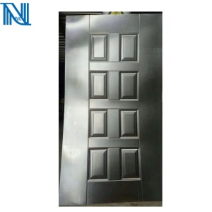 stamped steel door skin metal door skin embossed steel sheet