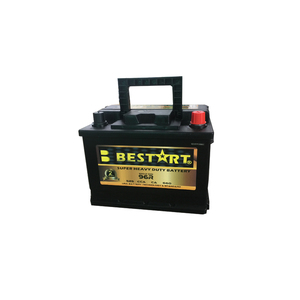 12V60Ah best Vehicle battery sealed maintenance free car battery BCI auto battery 96R