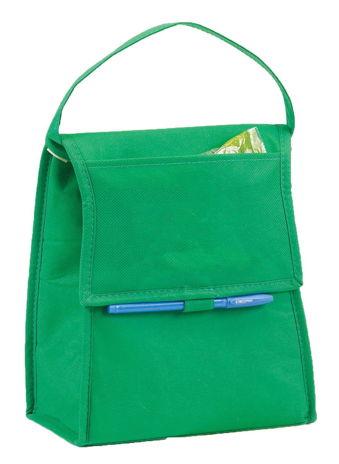Eunichara Cooler Lunch Bag Foldable With Thermal Insulated Lining Reusable Warmer