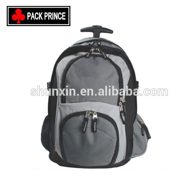 China supplier boy school trolley bag children