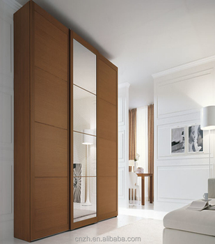 Bedroom Mdf Furniture Closet Wood Wardrobe Cabinets Designs