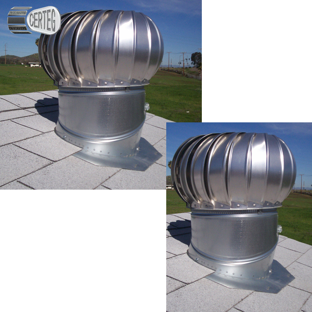 Wind Powered Roof Ventilators, Wind Powered Roof Ventilators Suppliers And  Manufacturers At Alibaba.com