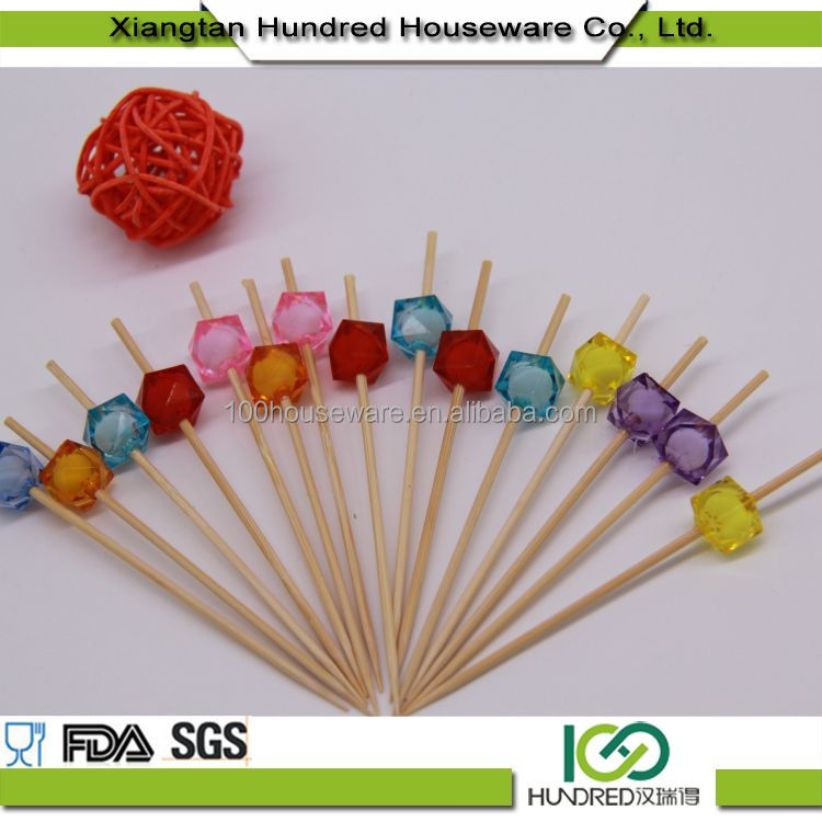 Latest fashion high quality bamboo fan sticks