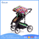 China Wholesale Easy Folding Lightweight Magic Baby Stroller with Safety Rim
