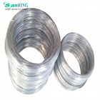 Hot dipped gi iron wire
