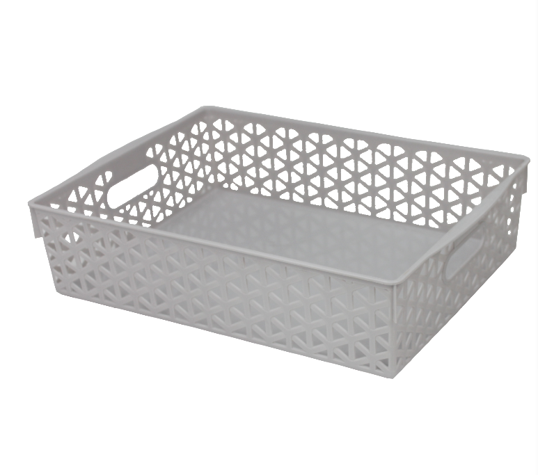 <strong>bathroom</strong> plastic <strong>storage</strong> <strong>basket</strong> with holes