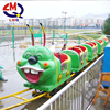 Manufacturer Outdoor Kids Riding Mini Electric Train For Amusement