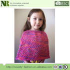 Baby Girls Crochet Shawl,baby handmade shawl,knitted scarf