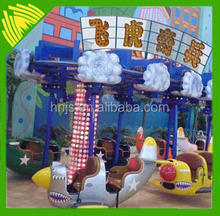 Interessant! Fun fair kids game machine 8 hutten flying <span class=keywords><strong>tiger</strong></span>