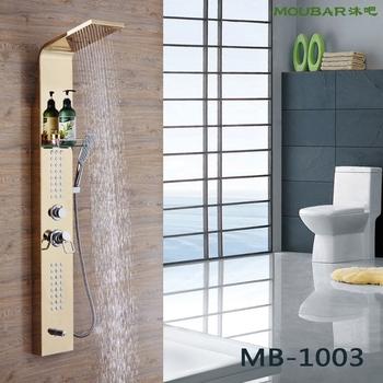 Bathroom Accessories Shower Panel Electronic Shower Control Panel Shower  Room Control Panel 304 Stainless Steel