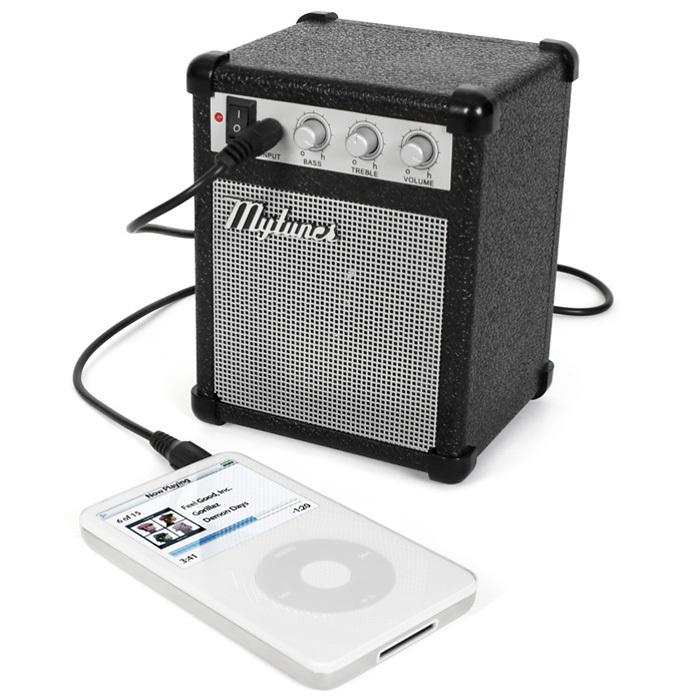 wholesale cool style myamp replica version of guitar amplifier portable speaker bass adjustable. Black Bedroom Furniture Sets. Home Design Ideas