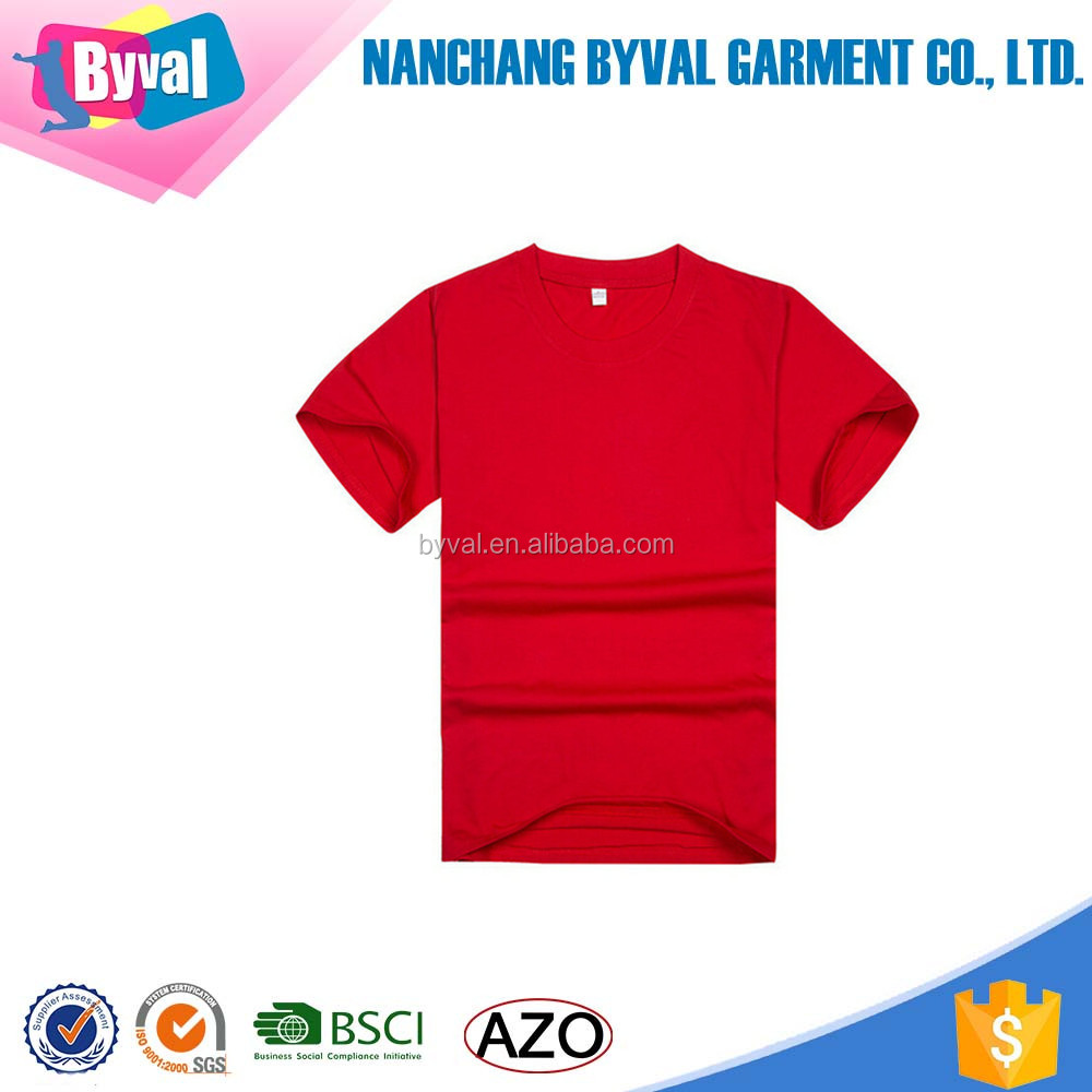 China OEM wholesale t shirts in bulk t-shirts custom t shirt printing sublimation graphic t shirts