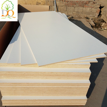 3mm 9mm 12mm 18mm Melamine coated plywood sheet for furniture and cabinets