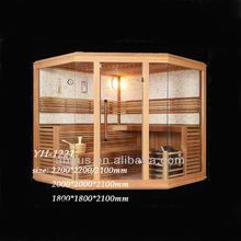 <span class=keywords><strong>Sauna</strong></span> YH-1221 Zedernholz mit CE