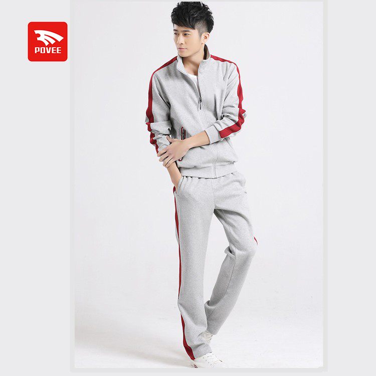 china wholesale high-quality tech fleece tracksuit for men