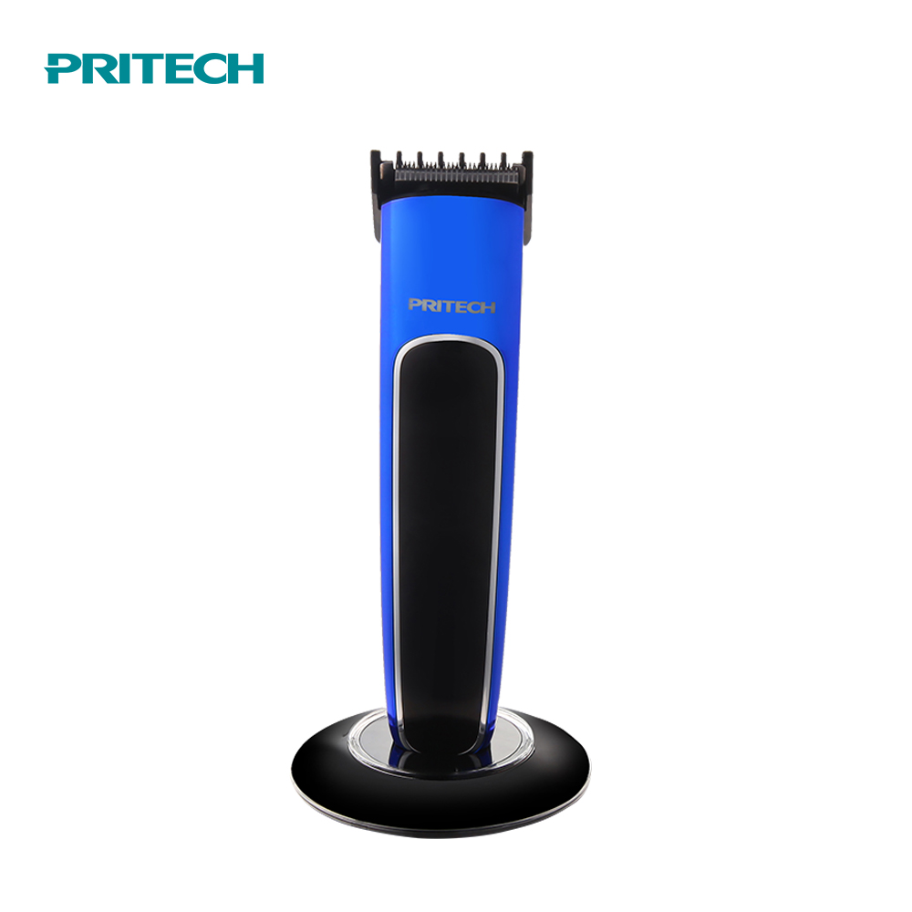 PRITECH Good Price Customized Professional Rechargeable <strong>cordless</strong> electric Men <strong>Hair</strong> <strong>Clipper</strong>