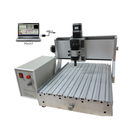 mini cnc machinery CNC 3040 500W spindle home or office use