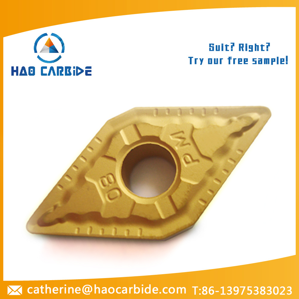 Excellent quality cemented carbide indexable milling inserts