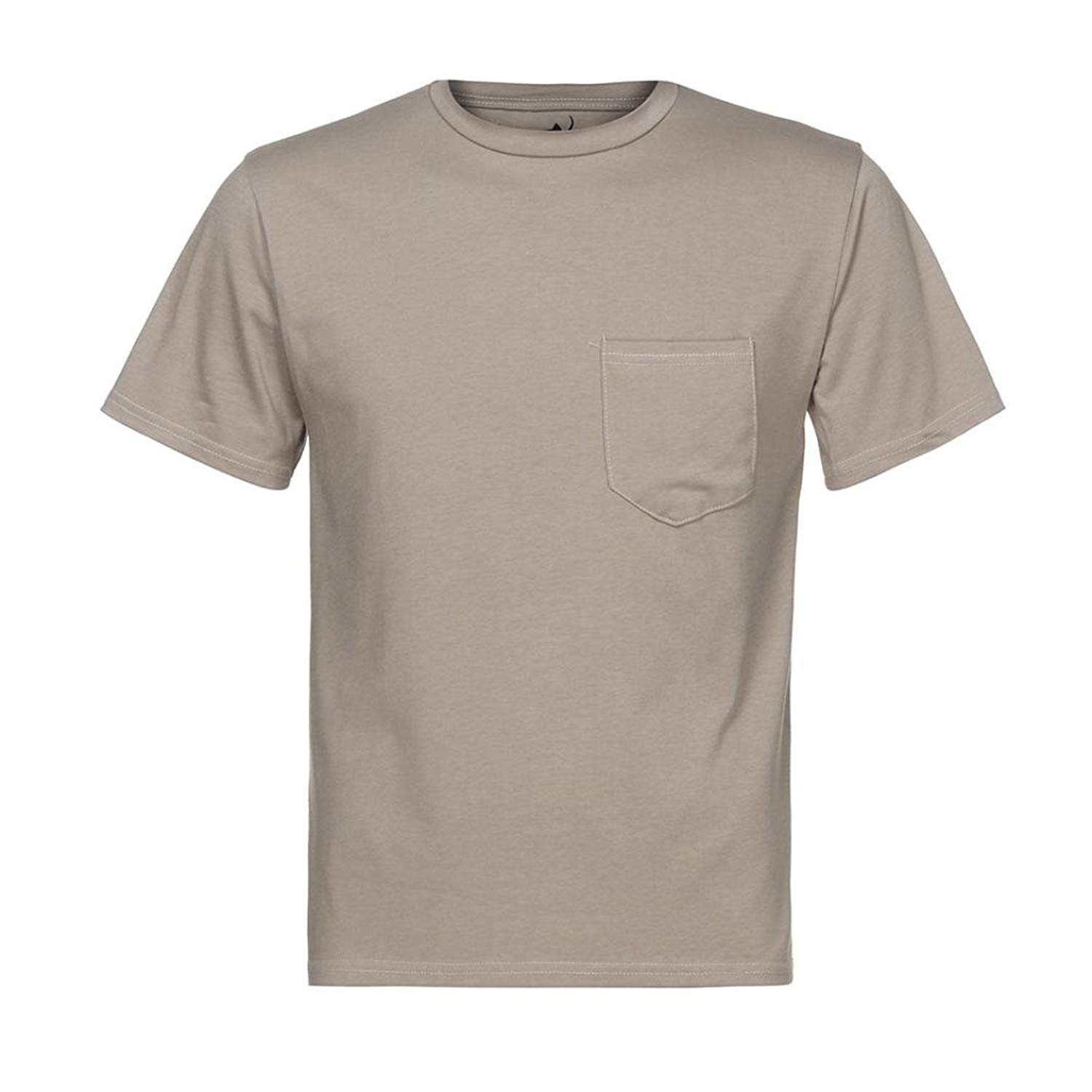12f77841257 Get Quotations · Pervobs Men Shirts Clearance! Men Casual Shirts Tee Slim  Fit O-Neck Short Sleeve