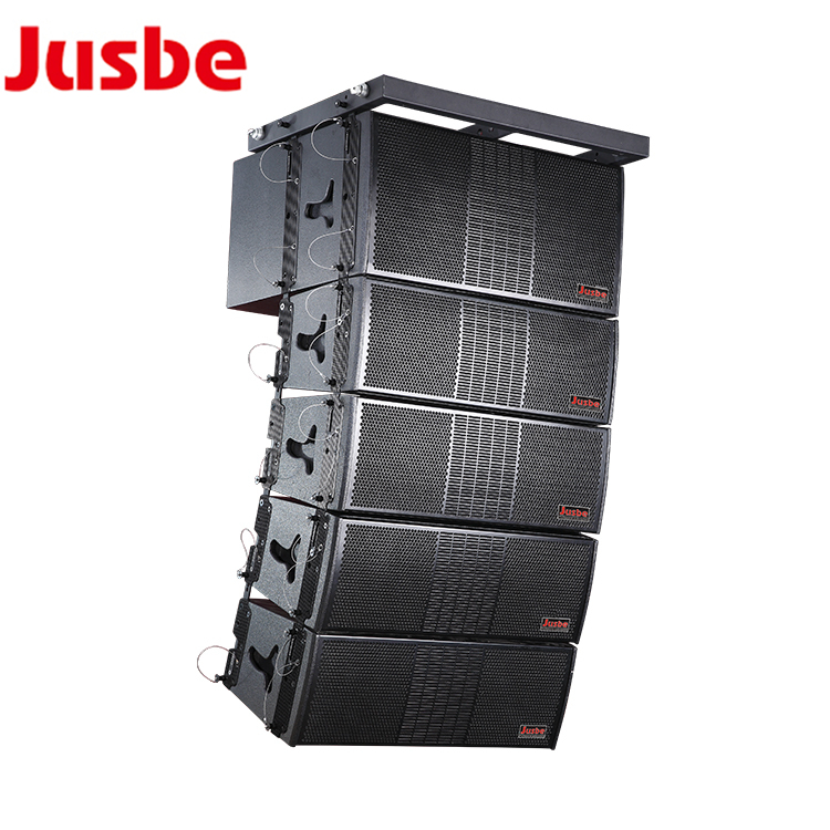 L-810 professional pro audio sound equipment stage outdoor sound system, dual 10 inch passive speaker system line array speakers