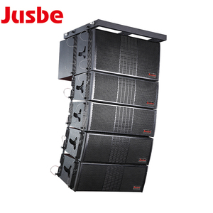 L-810 professional pro audio sound equipment stage outdoor sound system, dual 10 inch passive speaker system line array