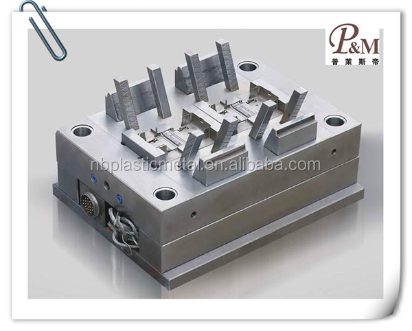 Ningbo Yuyao high precision Plastic injection concrete mold