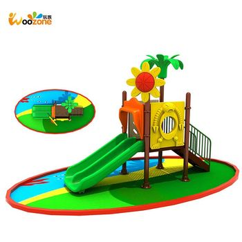 Children Paradise Baby Outdoor Playground For Preschool And Nursery