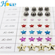 hotselling Fashion Button Plasic Decorative nail Studs Plastic Rivets Studs for shoes,bags