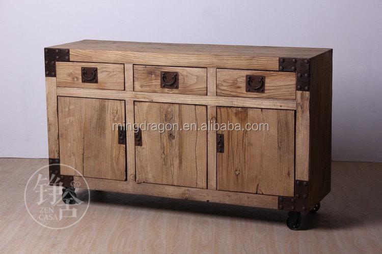 Cinese antico riciclare scaffale in legno mobili in stile industriale buy mobili in stile - Mobili con legno riciclato ...