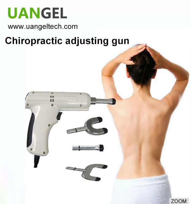 Cervical Vertebral With Activator Chiropractic Electric Massager ...