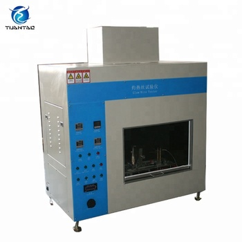 CE listed IEC 60695-11-5 needle flame test equipment / needle flame tester