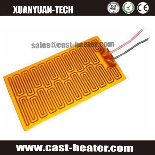 Polyimide Metal Foil 3d Film Heater Buy Polyimide Metal