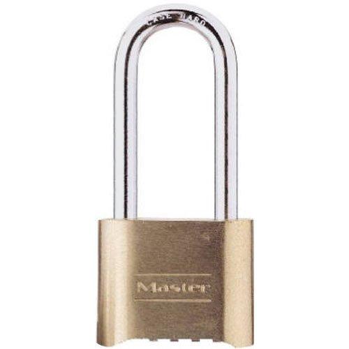 1-3//16-inch 2-Pack Master Lock 1830T Solid Body Padlock